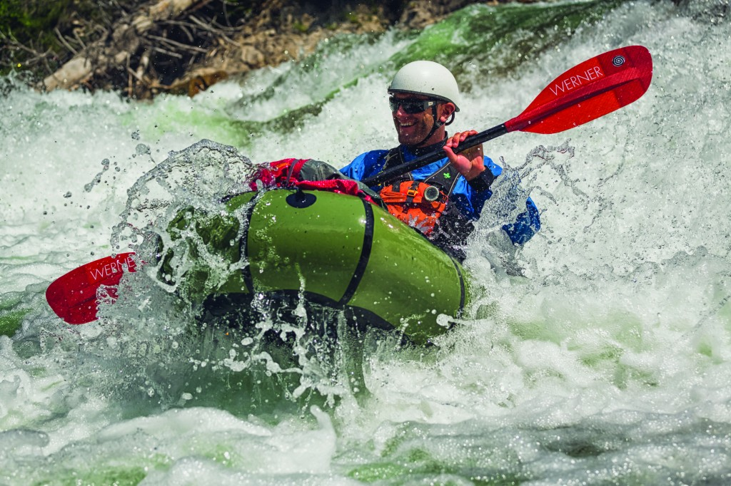 MIke Fiebig on the South Buffalo Fork